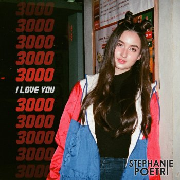 I Love You 3000 by Stephanie Poetri - cover art