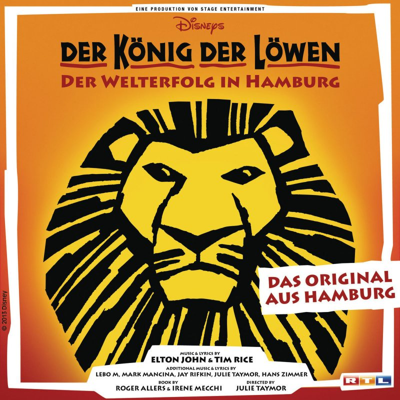 Original Ensemble Vom Broadway Musical Im Hamburger Hafen Er