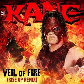 Testi WWE: Veil of Fire (Rise Up Remix) [Kane]