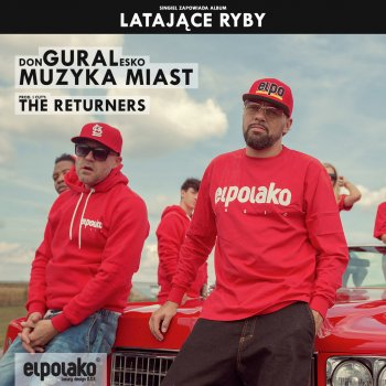 Muzyka Miast (prod. The Returners) - cover art