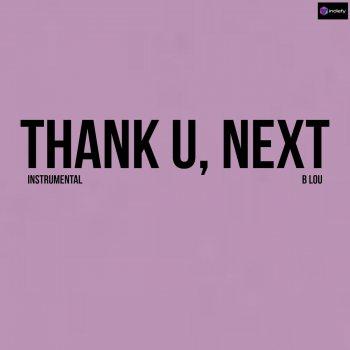 thank you next testo ariana