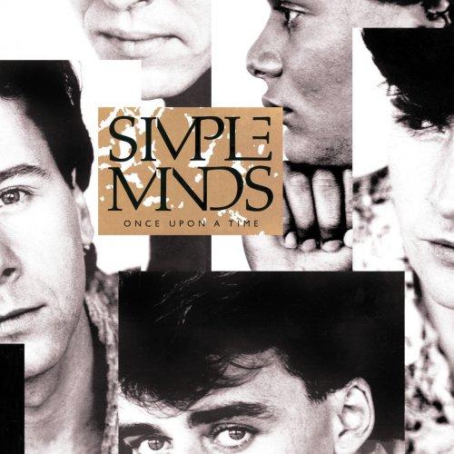 Simple Minds - Once Upon A Time - 2002 Digital Remaster Lyrics