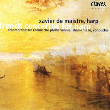 Testi Romantic French Concertos & Pieces for Harp & Orchestra