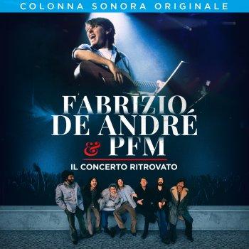 Testi Fabrizio De André & PFM: il concerto ritrovato
