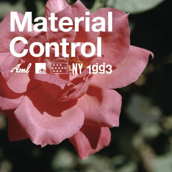 Material Control - cover art