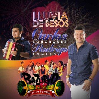 Lluvia de besos (feat. Bazurto All Stars) by Carlos Bohorquez feat. Bazurto All Stars - cover art