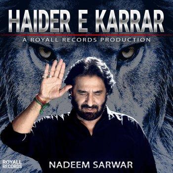 Hamaray Hain Ya Hussain by Nadeem Sarwar album lyrics