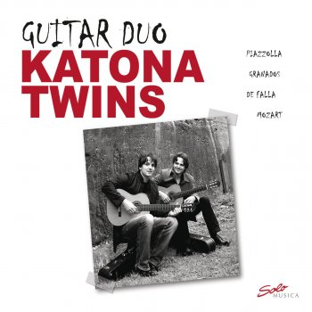 Testi Piazzolla, Granados, De Falla, Mozart: Music for Two Guitars