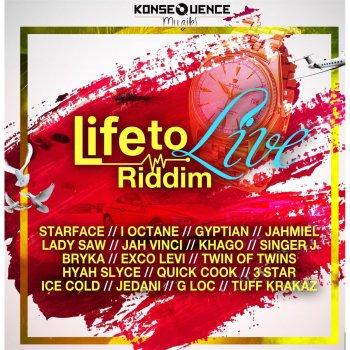 Life to Live Riddim by Various Artists album lyrics | Musixmatch