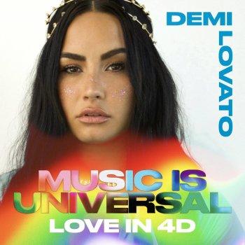 Testi Love In 4D - EP
