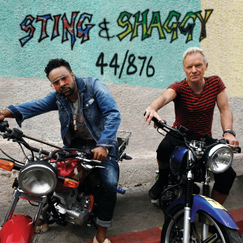 Sting & Shaggy feat  Maître Gims - Gotta Get Back My Baby (Maitre