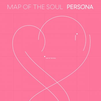 MAP OF THE SOUL : PERSONA lyrics – album cover