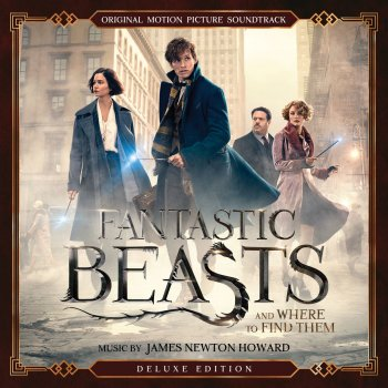 Testi Fantastic Beasts and Where to Find Them (Original Motion Picture Soundtrack) [Deluxe Edition]