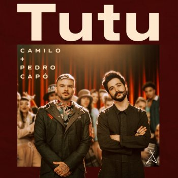 Tutu lyrics – album cover