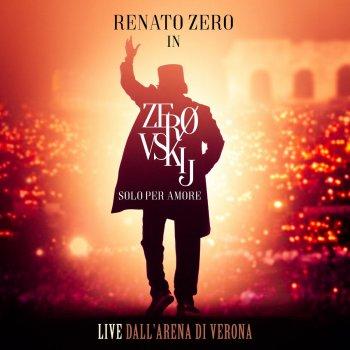 Testi Zerovskij: Solo per amore (Live)