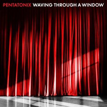 Testi Waving Through a Window