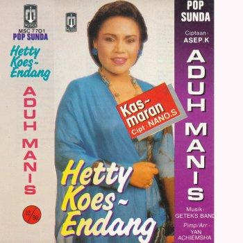 I testi delle canzoni dell'album Pop Sunda Aduh Manis di Hetty Koes