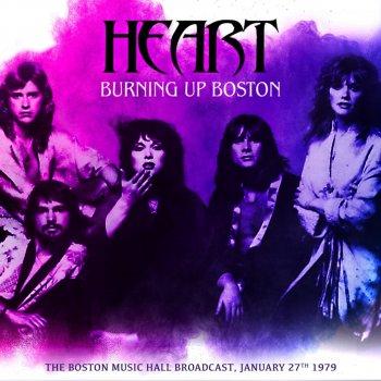 Testi Burning Up Boston (Live 1979)