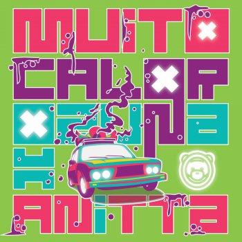 Muito Calor by Ozuna feat. Anitta - cover art