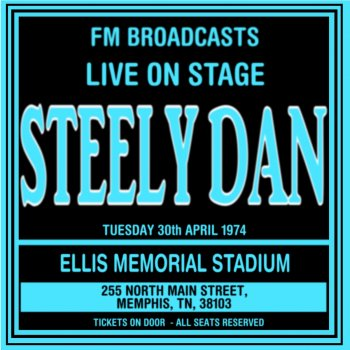 Testi Live On Stage FM Broadcasts - Ellis Memorial Stadium 30th April 1974