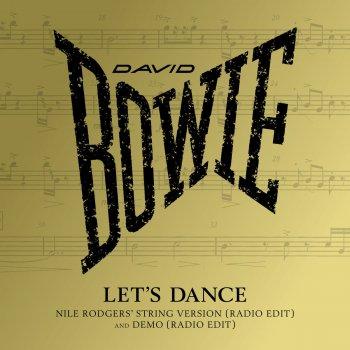 Testi Let's Dance [Let's Dance (Nile Rodgers' String Version) [Radio Edit]]