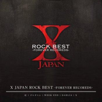 Testi X JAPAN ROCK BEST -FOREVER RECORDS-