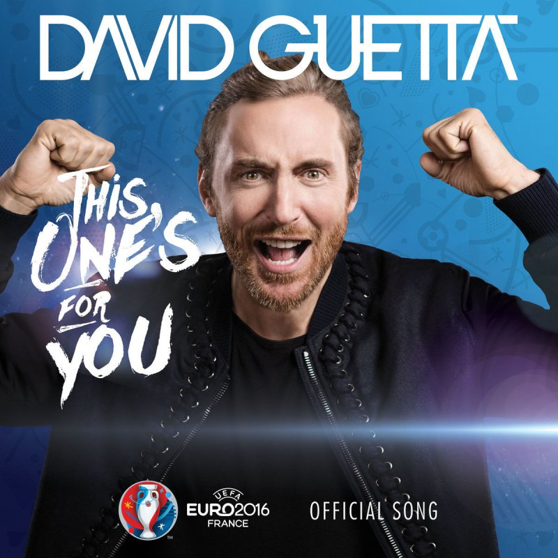 David Guetta feat  Zara Larsson - This One's for You
