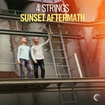 Sunset Aftermath by 4 Strings - cover art
