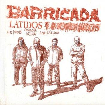 Deja que esto no acabe nunca - concierto Anaitasuna by Barricada - cover art