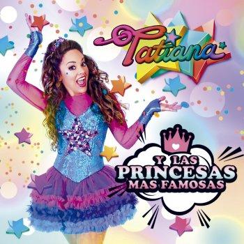 Testi Tatiana y las Princesas Mas Famosas