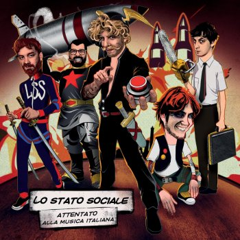 Testi Attentato alla musica italiana