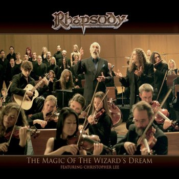 Testi The Magic of the Wizard's Dream - EP (feat. Christopher Lee)