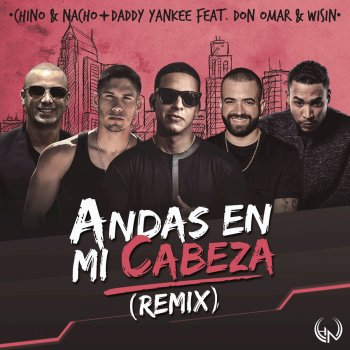 Testi Andas En Mi Cabeza (Remix)