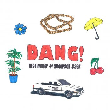 Testi Dang! (feat. Anderson .Paak) [Radio Edit]