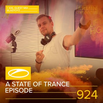Testi Asot 924: A State of Trance Episode 924 (Xxl Guest Mix: Blastoyz) [DJ Mix]
