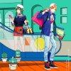 夏のジレンマ (Instrumental) lyrics – album cover