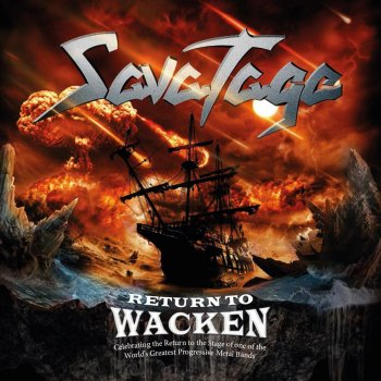 Testi Return to Wacken (Celebrating the Return On the Stage of One of the World's Greatest Progressive Metal Bands)