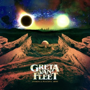Anthem of the Peaceful Army lyrics – album cover
