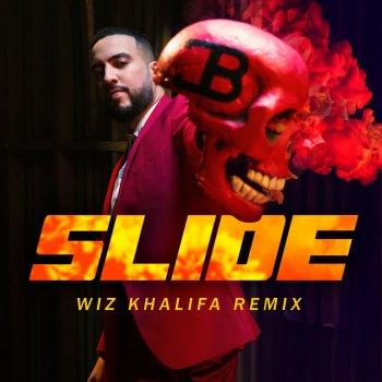 Testi Slide (feat. Wiz Khalifa, Blueface & Lil Tjay) [Remix]