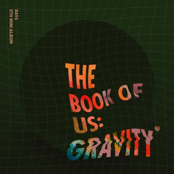 The Book of Us: Gravity - cover art