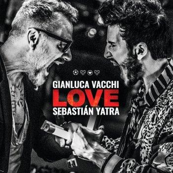 LOVE                                                     by Sebastián Yatra – cover art