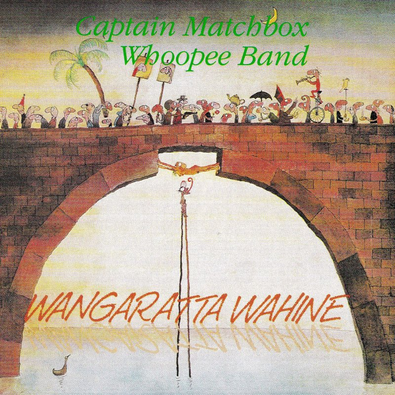 The Captain Matchbox Whoopee Band