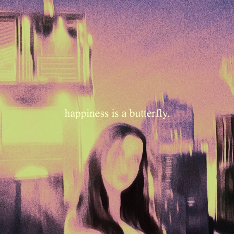 happiness is a butterfly lyrics