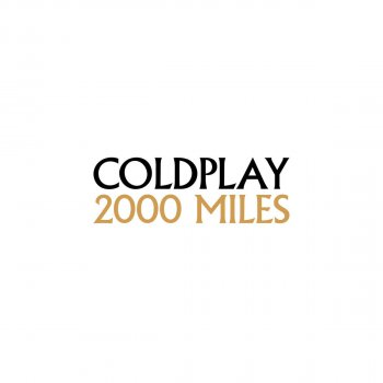 2000 Miles lyrics – album cover