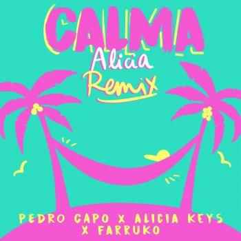 Calma (Alicia Remix)                                                     by Pedro Capó feat. Alicia Keys & Farruko – cover art