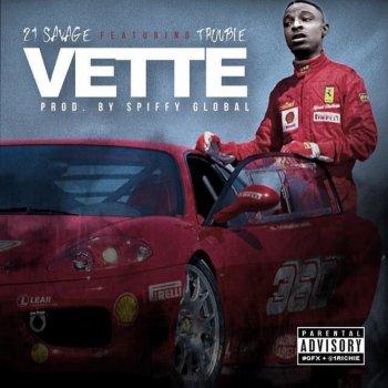Testi Vette (feat. Trouble)
