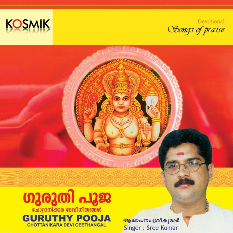 Sree Kumar - Amme Narayana Devi Narayana Lyrics | Musixmatch