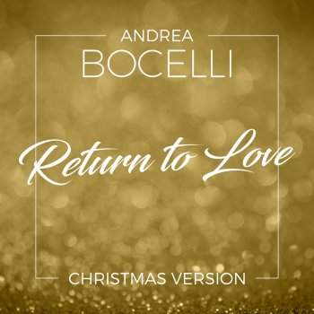 Testi Return to Love (Christmas Version) - Single