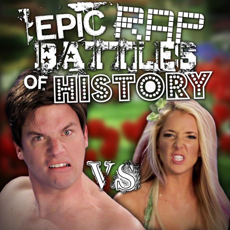 epic rap battles of history adam vs eve paroles musixmatch