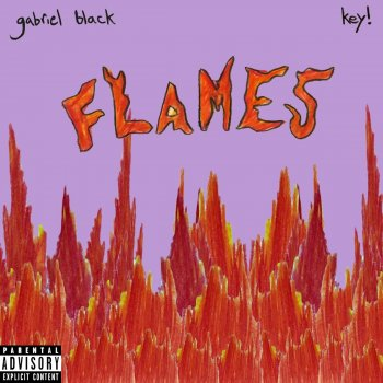 Testi flames (feat. KEY!)